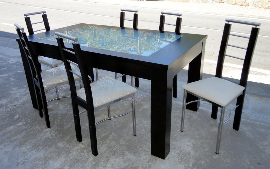 Conjunto Mesa + Cadeiras NÉRI