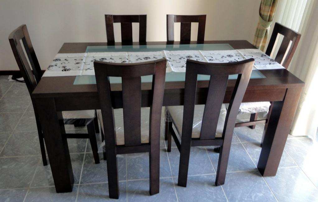 Conjunto de mesa + cadeiras ELÓI