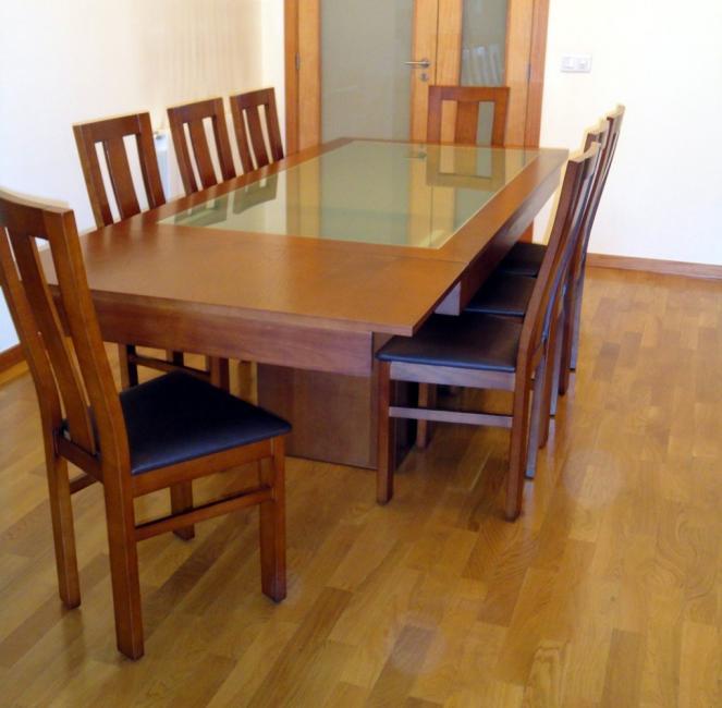 Conjunto de mesa + cadeiras LYONCÉ