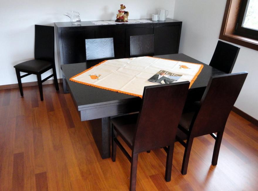 Conjunto de mesa + cadeiras FIONA