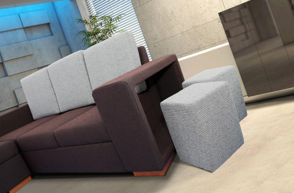 Sofá Chaise 2D