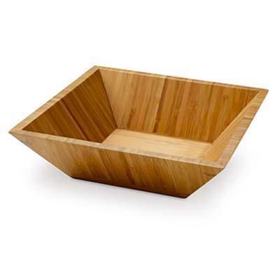 Saladeira Bambu