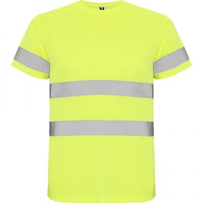 T-shirt de Alta Visibilidade Delta