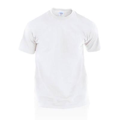 T-shirt Adulto Branca Hecom