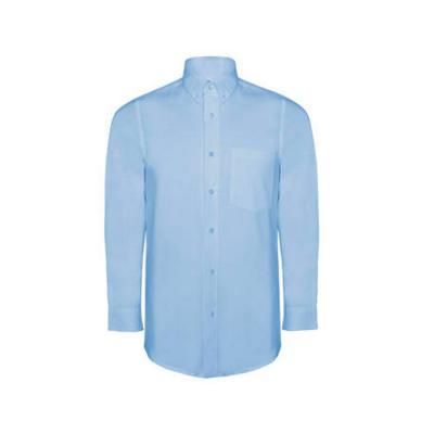 Camisa Homem Manga Comprida Oxford