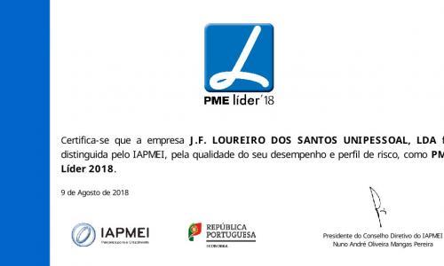 PME Líder 2018